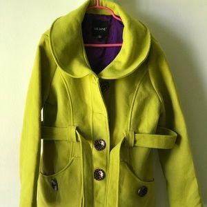 Girls Coat size 10/12